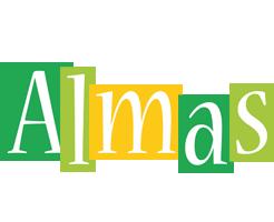 Almas lemonade logo
