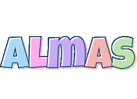 Almas pastel logo