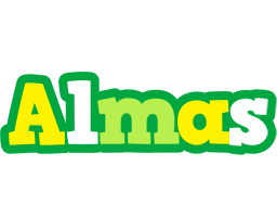 Almas soccer logo