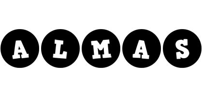 Almas tools logo