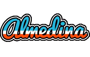 Almedina america logo