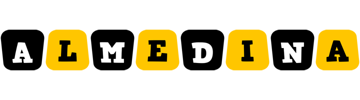 Almedina boots logo