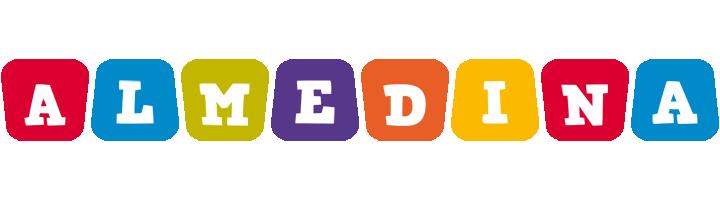 Almedina daycare logo