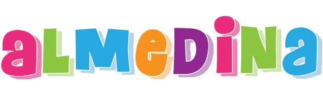Almedina friday logo