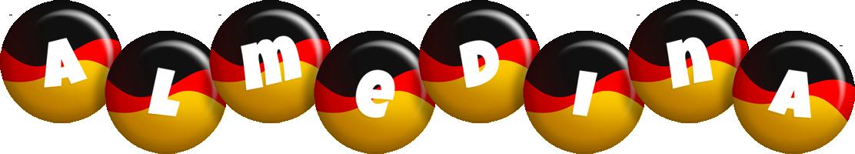 Almedina german logo