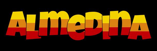 Almedina jungle logo