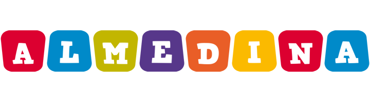 Almedina kiddo logo