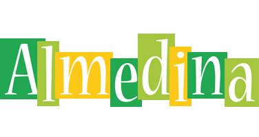 Almedina lemonade logo