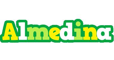 Almedina soccer logo