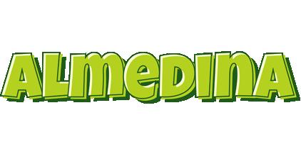 Almedina summer logo