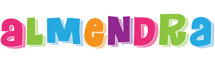 Almendra friday logo
