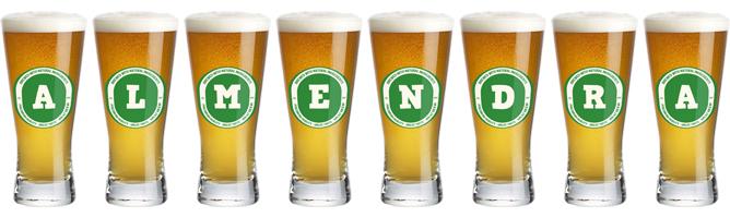 Almendra lager logo
