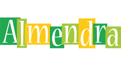 Almendra lemonade logo