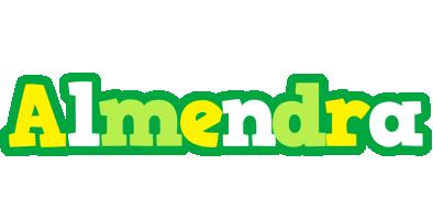 Almendra soccer logo