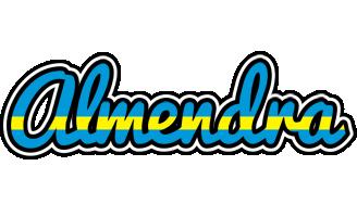 Almendra sweden logo