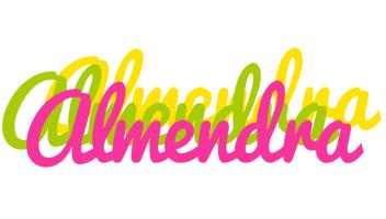 Almendra sweets logo