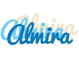 Almira breeze logo