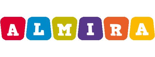 Almira daycare logo