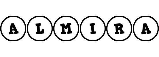 Almira handy logo