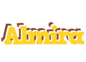 Almira hotcup logo