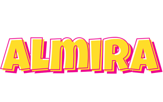 Almira kaboom logo