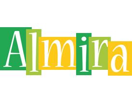 Almira lemonade logo
