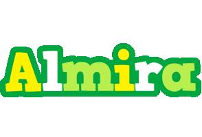 Almira soccer logo