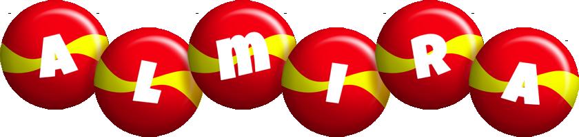 Almira spain logo