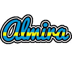 Almira sweden logo