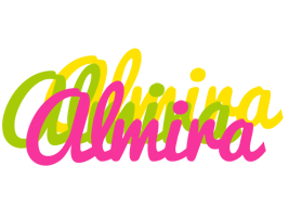 Almira sweets logo