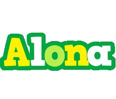 Alona soccer logo