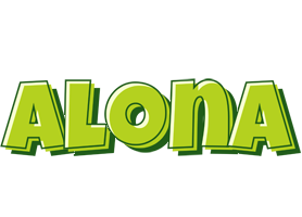 Alona summer logo
