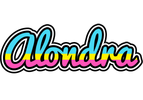 Alondra circus logo