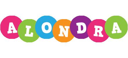 Alondra friends logo