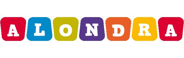 Alondra kiddo logo