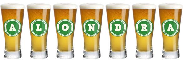 Alondra lager logo