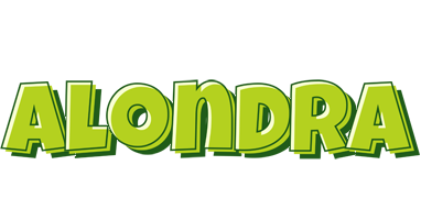 Alondra summer logo