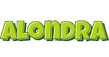 Alondra summer logo