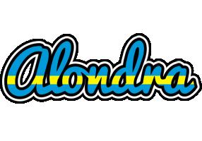 Alondra sweden logo