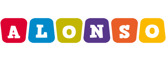 Alonso daycare logo
