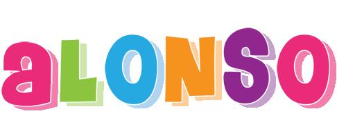 Alonso friday logo