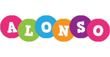 Alonso friends logo