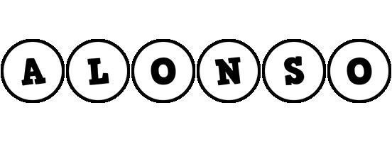 Alonso handy logo