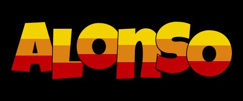 Alonso jungle logo