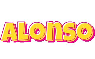 Alonso kaboom logo