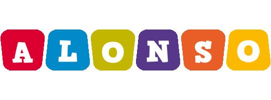 Alonso kiddo logo