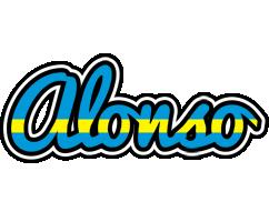 Alonso sweden logo