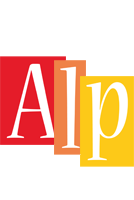 Alp colors logo