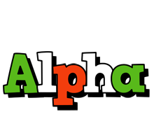 Alpha venezia logo