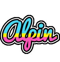 Alpin circus logo